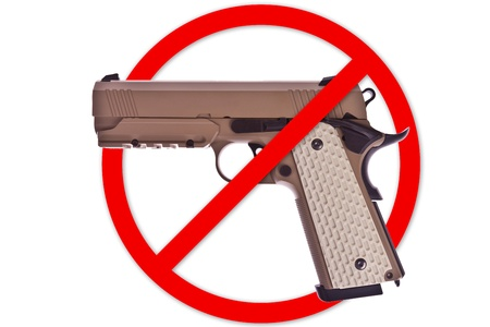 No weapon allowed photo