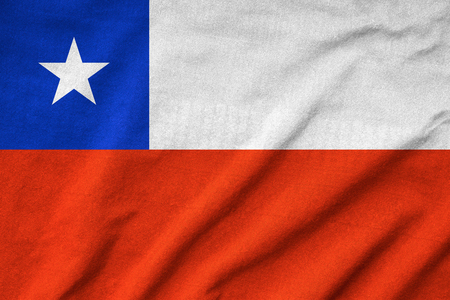 bandera de chile: Volantes Flag Chile
