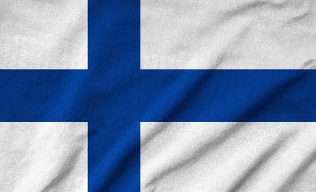 bandera de finlandia: Volantes Flag Finlandia