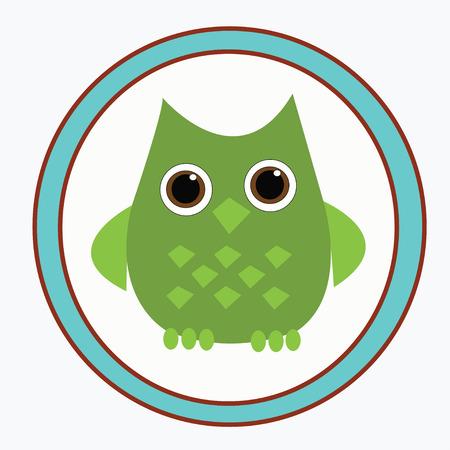 edicto: Volar icono del p�jaro Twitter aislado sobre fondo blanco. Ilustraci�n vectorial