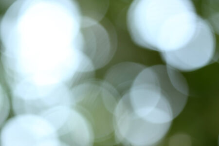 Image of a natural bokeh background
