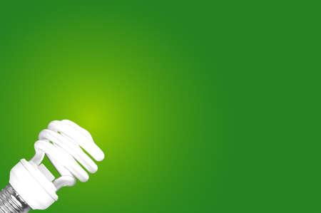 echo: Compact Fluorescent Bulb