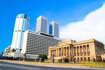 city hotel: Colombo skyline