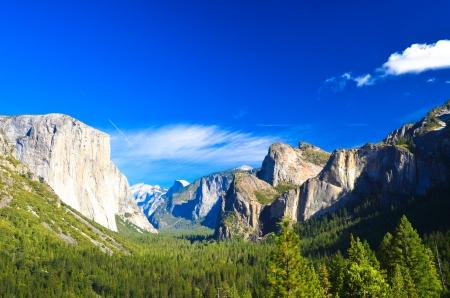 granite park: Yosemite National Park, California