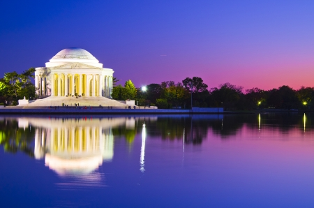 American Landmarks Jefferson Memorial