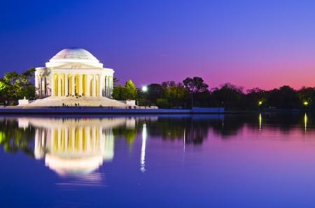 thomas: American Landmarks Jefferson Memorial