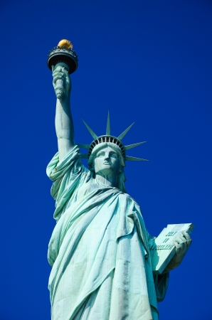 Statue of Liberty, New York City, USA photo
