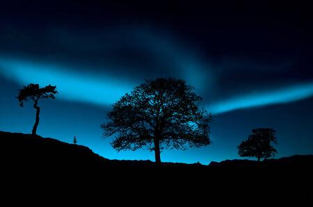 geomagnetic: Northern lights Aurora borealis