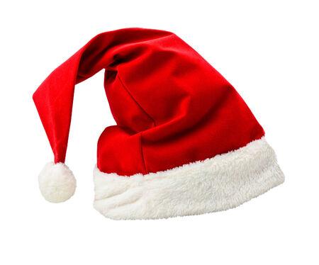 velvet dress: Red Santa Claus hat