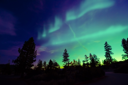 Northern Lights aurora borealis photo