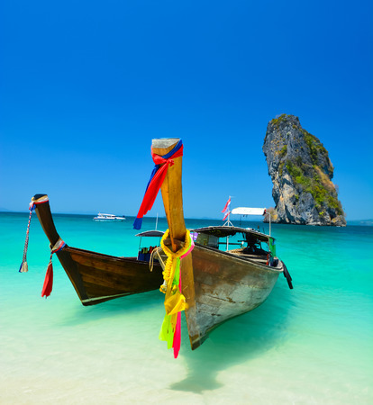 longtail: Amazing ocean landscape in Thailand