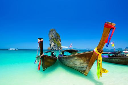 태국에서 놀라운 바다 풍경 스톡 콘텐츠