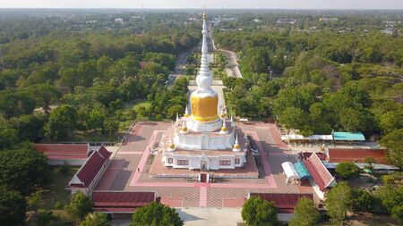 Phra That Nadun is a place of worship for Thai Buddhists.