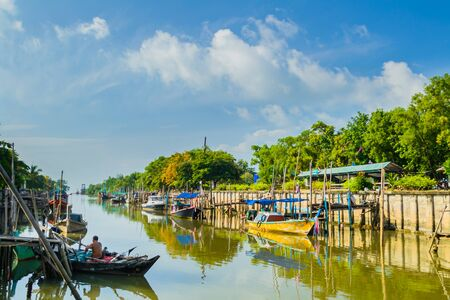 Sapan Hin Canal, Phuket photo