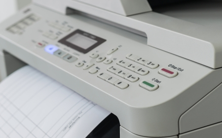 printer and copying machine is an office equipment