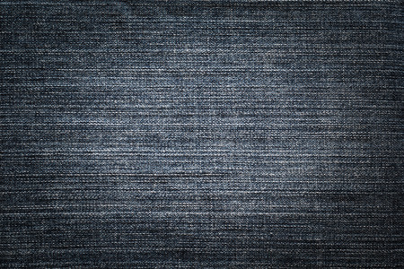 blue denim: Blue denim background of rough cloth