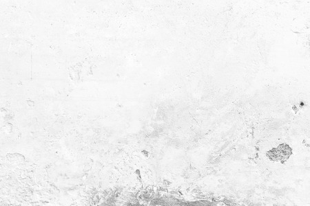 Blank concrete white wall with texture background. Stock Photo