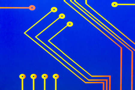 imitate electric print circuit board background