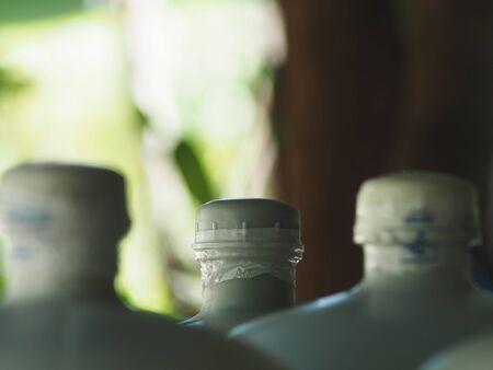 sealed: sealed bottle