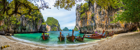 Blue water at  Lao Lading island, Krabi Province, Thailand