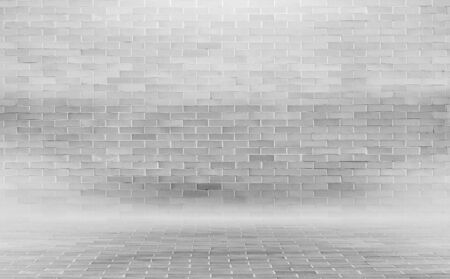 (Background) Dark concrete surface with fog in a beautiful abstract pattern