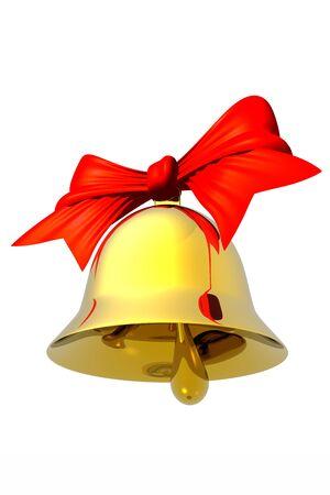 tinkle: Christmas bells Stock Photo