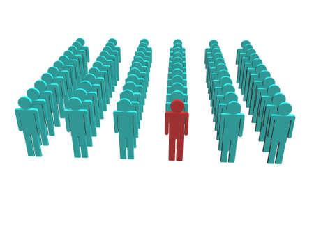 individual: red leader