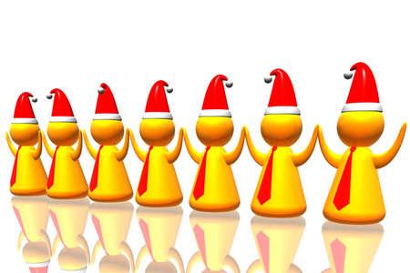 domination: Business santa army