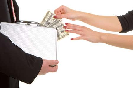 paycheck photo