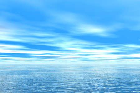 waters: nature series  Stock Photo