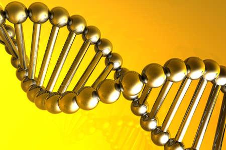 render of DNA Stock Photo - 2603999