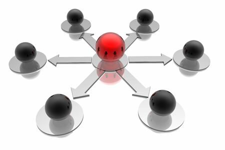 Business structure photo