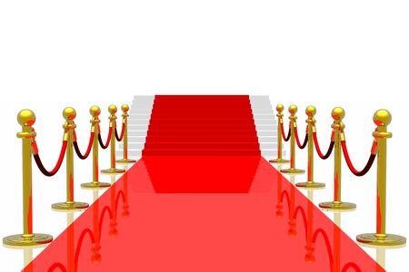 Red carpet Stock Photo - 2995595