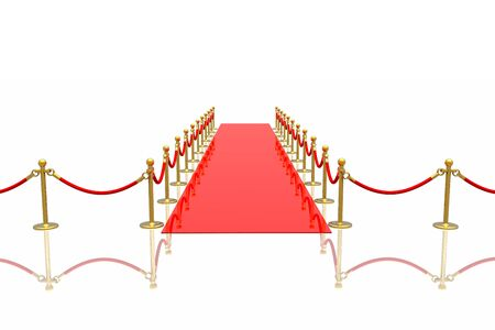 Red carpet Stock Photo - 3068210