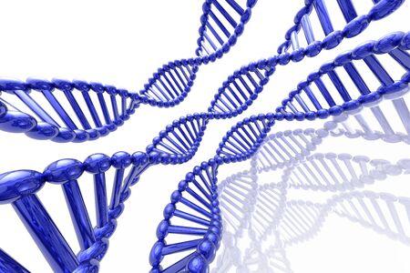 render of DNA Stock Photo - 3251256