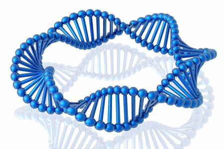 dna spiral Stock Photo - 3884998