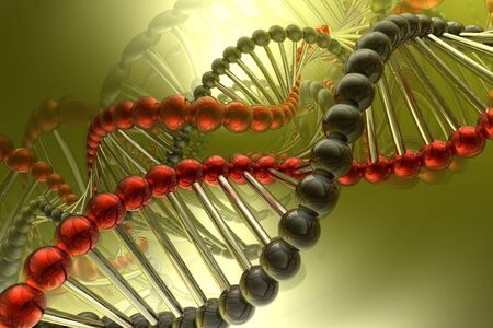 dna spiral Stock Photo - 3885002