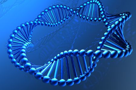 render of DNA Stock Photo - 3884999