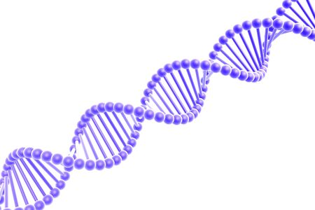 dna spiral Stock Photo - 3890233