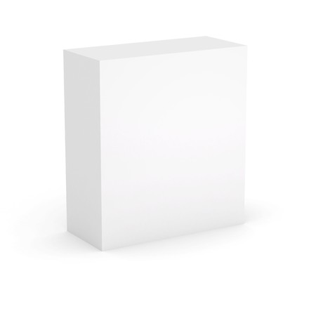 Blank box Stock Photo - 4024263