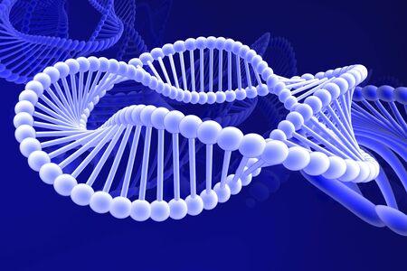 spirale dna: spirale del DNA   Archivio Fotografico