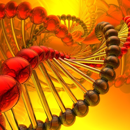 researches: dna spirale