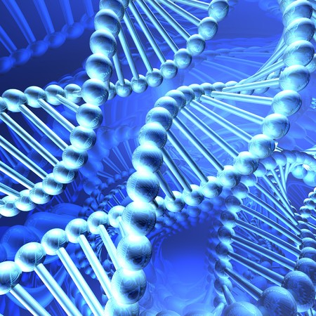 dna spiral Stock Photo - 4250764