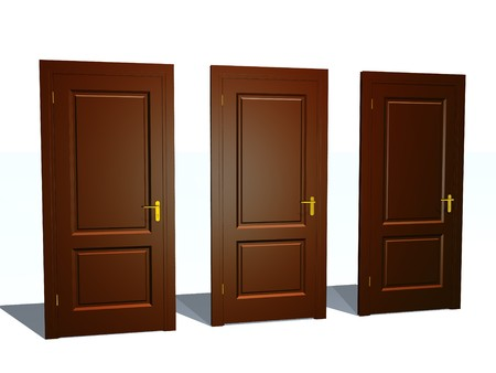 Three Doors  photo