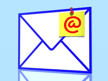 Mail concept Stock Photo - 4398489