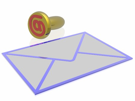 Mail concept Stock Photo - 4398473