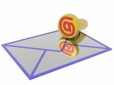Mail concept Stock Photo - 4398484