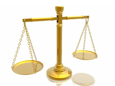 justices: Justices scales