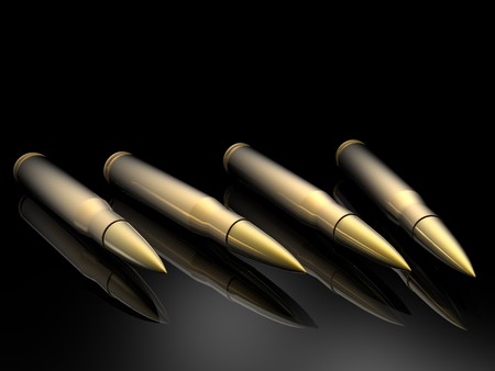 Bullets Stock Photo - 4442879