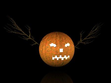 deuce: Halloween Stock Photo